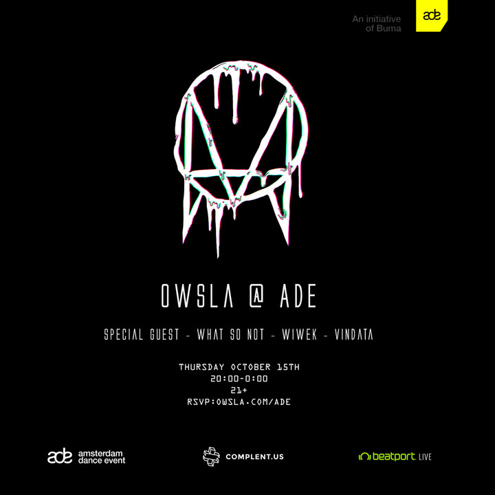 download → sets from OWSLA Showcase, ADE 2015 - 15-Oct-2015