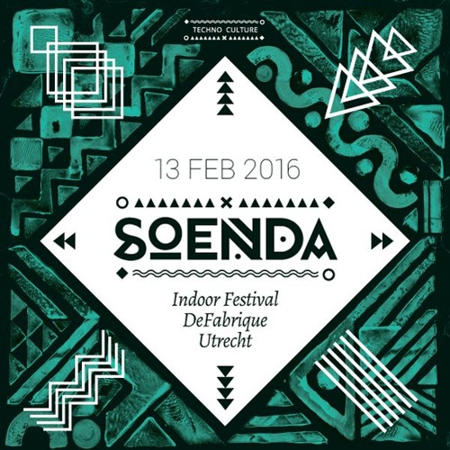 download → ROD & Tripeo - live at Soenda Indoor Festival (DeFabrique, Utrecht) - 13-Feb-2016