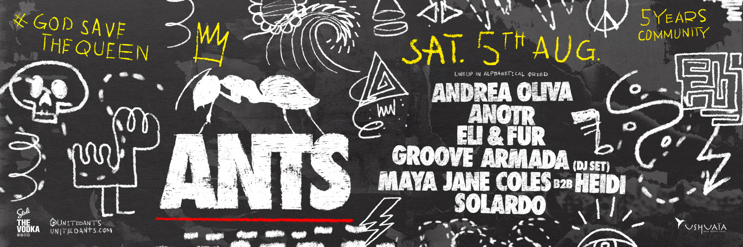 download → Eli & Fur - live at Ants (Ushuaia, Ibiza) - 05-Aug-2017