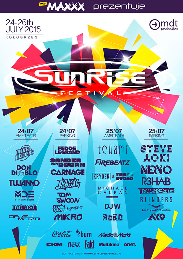 download → Dave Metzo - live at Sunrise Festival 2015, Poland - 24-Jul-2015