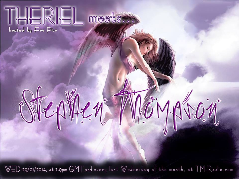 download → Fro Ptr & Stephen Thompson - THERIEL MEETS... 017 on TM Radio - 29-Jan-2014