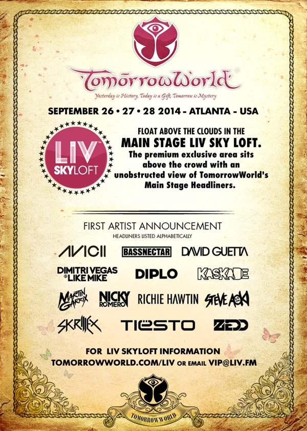 download → TomorrowWorld 2014, Atlanta