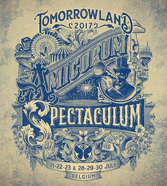 Paul Kalkbrenner - live at Tomorrowland 2017 Belgium (Main Stage) - 30-Jul-2017