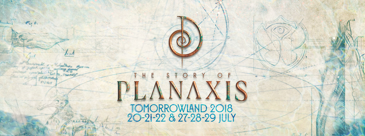TOMORROWLAND 2018 BELGIUM - 2 weekends, all live sets - July 2018