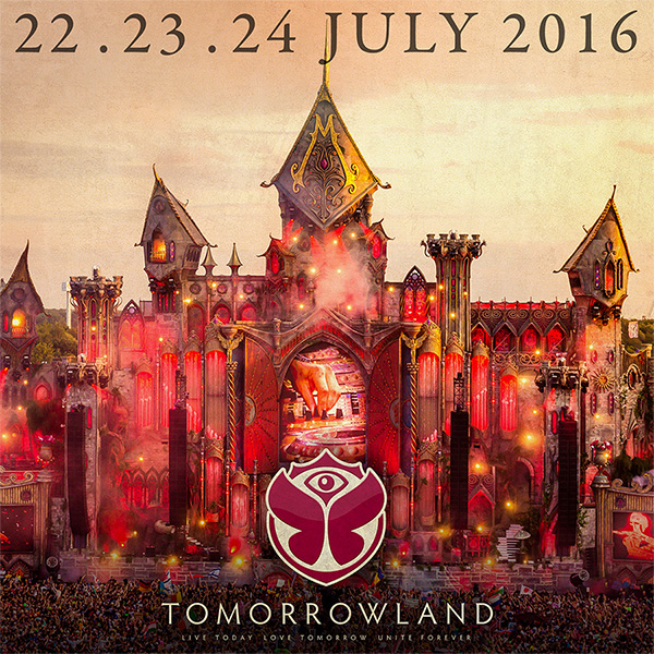 Sven Vath, Solomun, Alesso, Axwell /\ Ingrosso, Afrojack, Martin Garrix, Tiesto, W&W, Armin Van Buuren, Jamie Jones, etc - live at TOMORROWLAND 2016 BELGIUM (93 hours of music) - July 2016