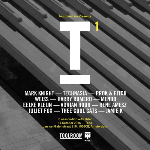 download → sets from Toolroom Showcase, ADE 2015 - 14-Oct-2015