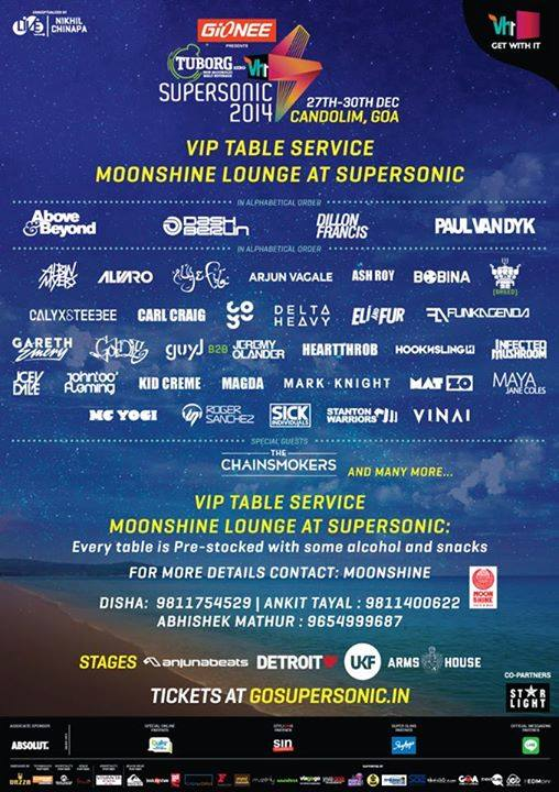 download → Arjun Vagale - live at VH1 Supersonic, Goa, Day 1 - 27-Dec-2014
