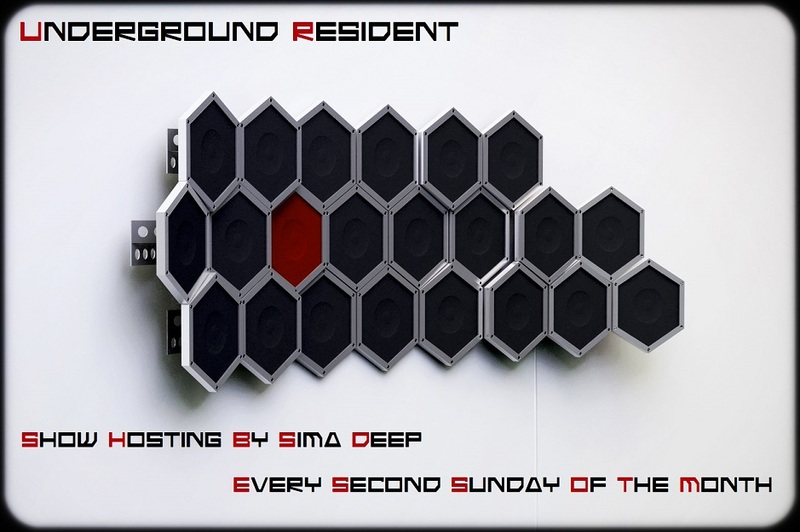 download → Sima Deep - Underground Resident 047 on TM RADIO - July 2014
