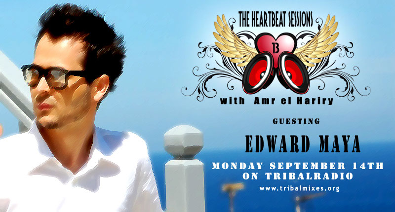 Episode 013  Amr el Hariry guesting Edward maya (from September 14th, 2009)