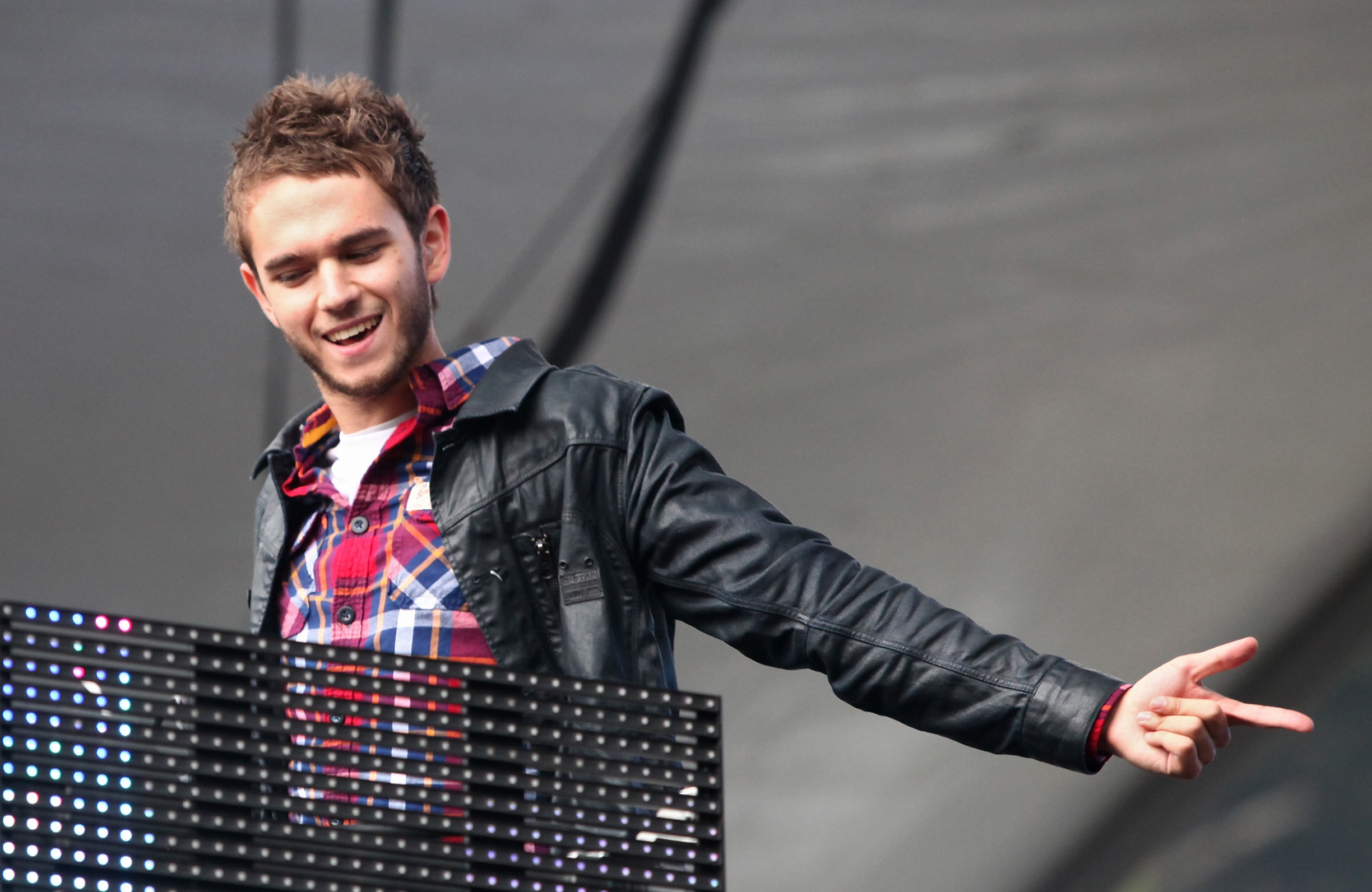 Zedd - live at Ultra Music Festival 2017 (China) - 10-Sep-2017