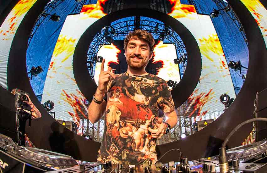 Oliver Heldens - In the Mix at Big City Beats - 28-Oct-2017