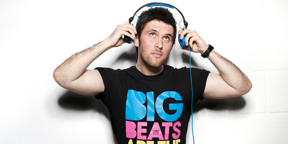 Danny Howard - BBC Radio1 - 16-Oct-2020