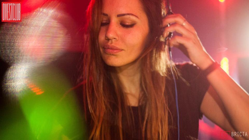 Deborah de Luca - Barbur Room Episode 082, Naples, Italy - March 2018