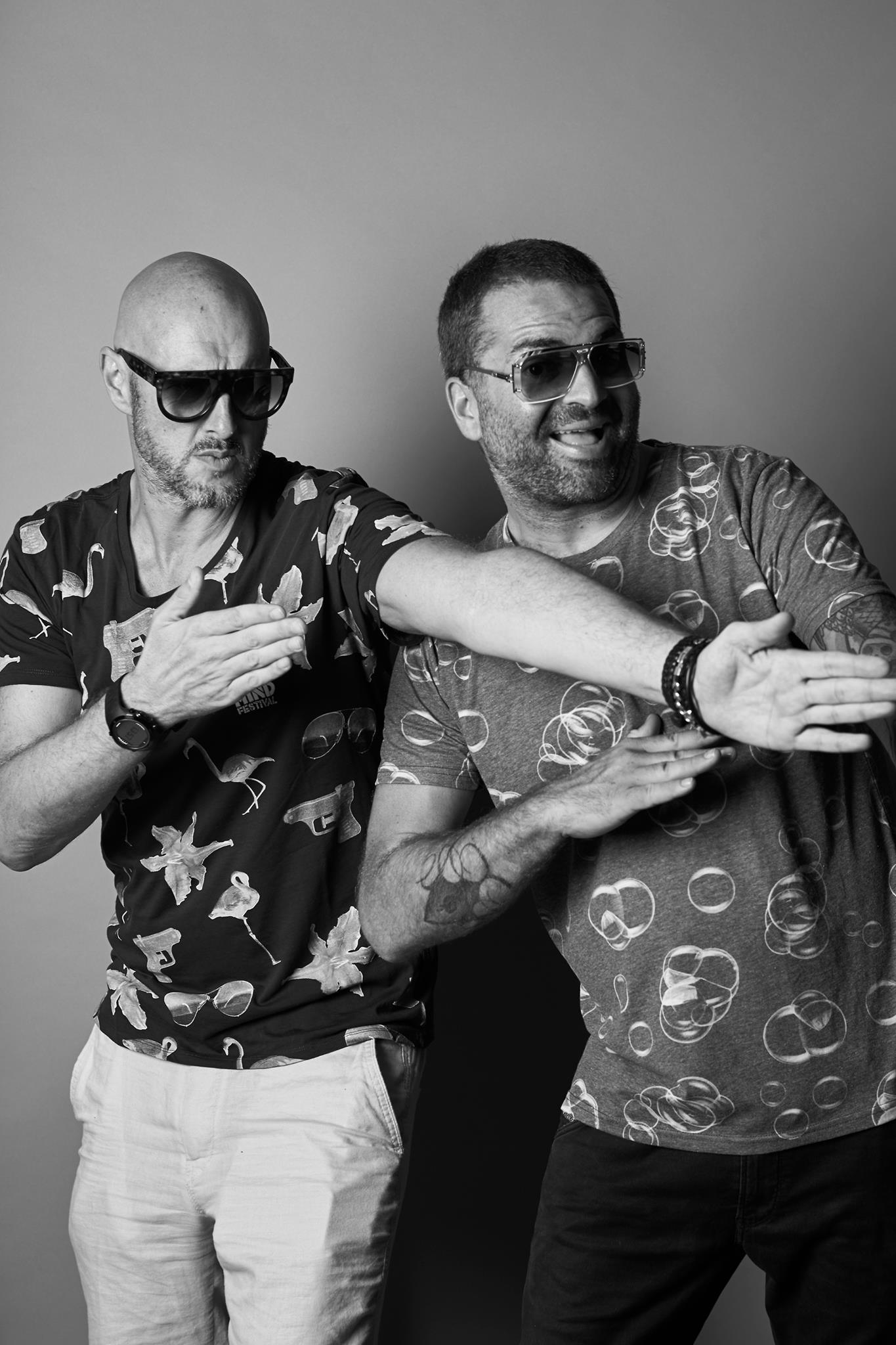Pig & Dan - live at Nuits Sonores (Lyon, France) - 07-Oct-2016
