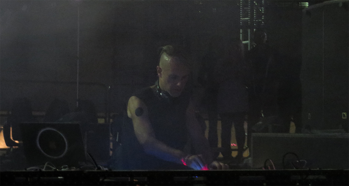 Ean Golden - Live at Sound (Los Angeles) - Prototypes Tour with Richie Hawtin - 14-Mar-2016