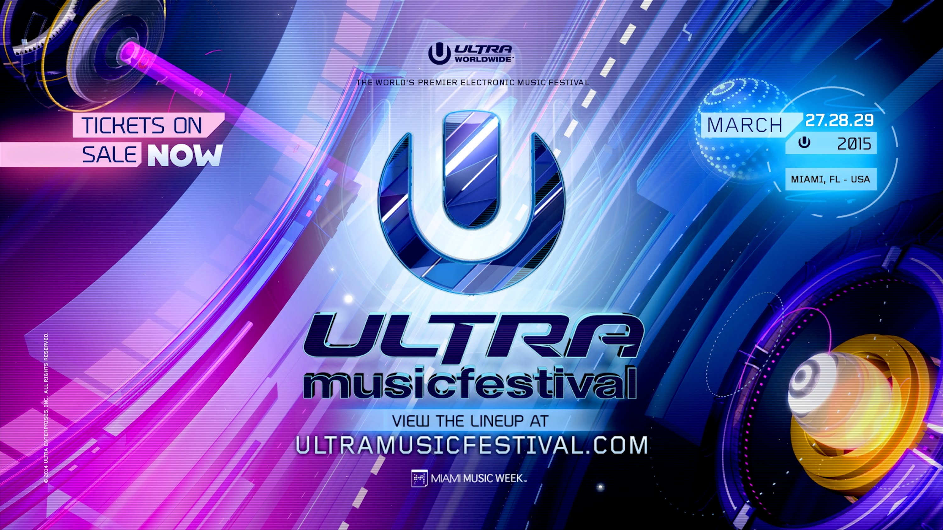 Sander Kleinenberg - Live at Ultra Music Festival (WMC 2017, Miami) - 25-Mar-2017