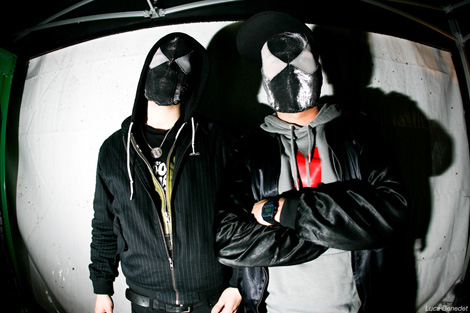 The Bloody Beetroots - UMF Radio - 17-Aug-2012
