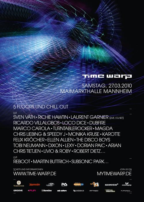 Chris Liebing  - Live At Time Warp Buenos Aires (AM.FM 009) - 18-Apr-2015