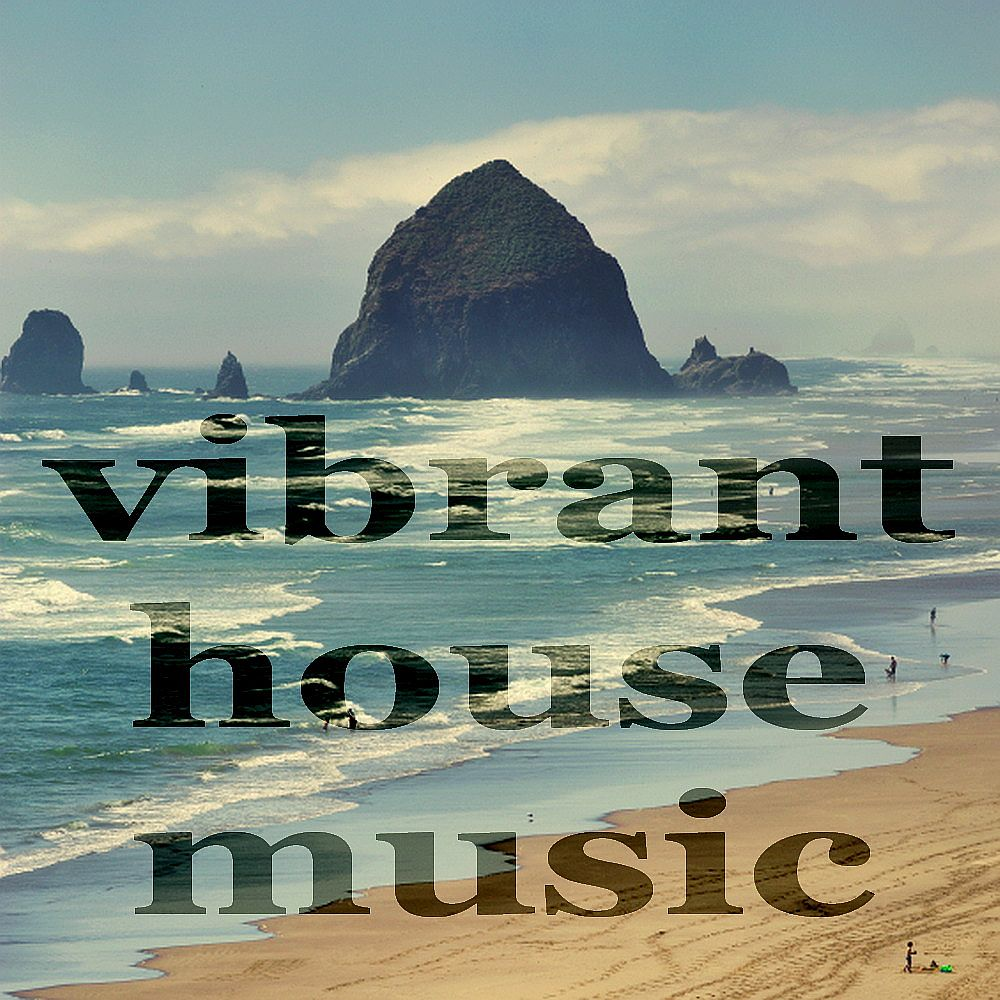 Vibrant House Music Radioshow :: Episode 1416 (aired on April 19th, 2014) banner logo