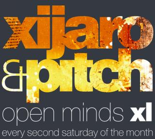 XiJaro & Pitch - Open Minds XL 06 on AH.FM - 12-Dec-2015
