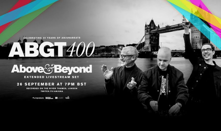 Above & Beyond - ABGT 400 (20 Years of Anjunabeats), 1080p Stream - 26-Sep-2020