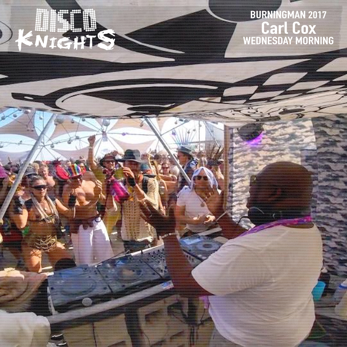 Carl Cox - Live at Disco Knights, Burning Man 2017 (Nevada, USA) [5 HOURS SET] - August 2017
