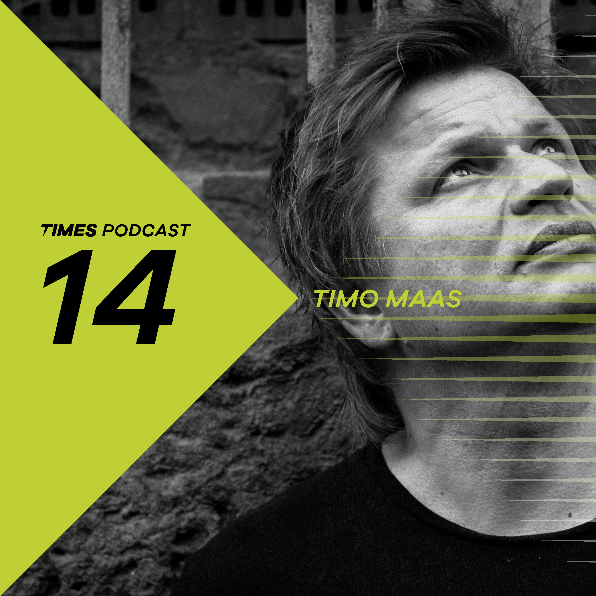 Timo Maas  - Times Artists Podcast 014 - 24-Jan-2018