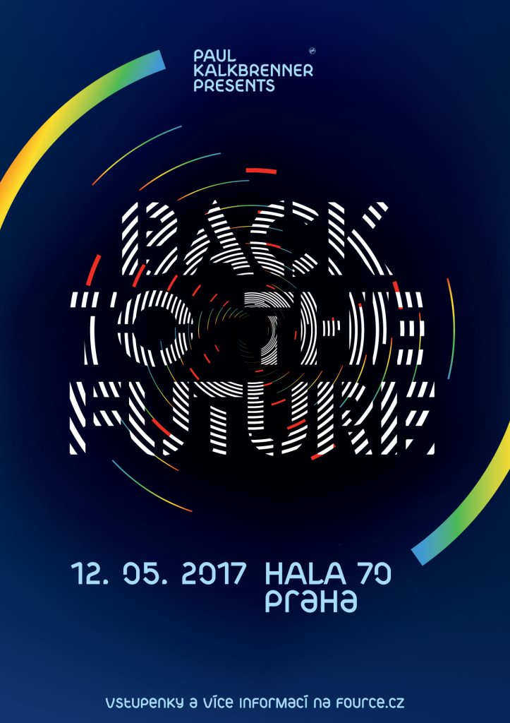 Paul Kalkbrenner - Live At Back to the Future, Hala 70 (Prague) - 12-May-2017