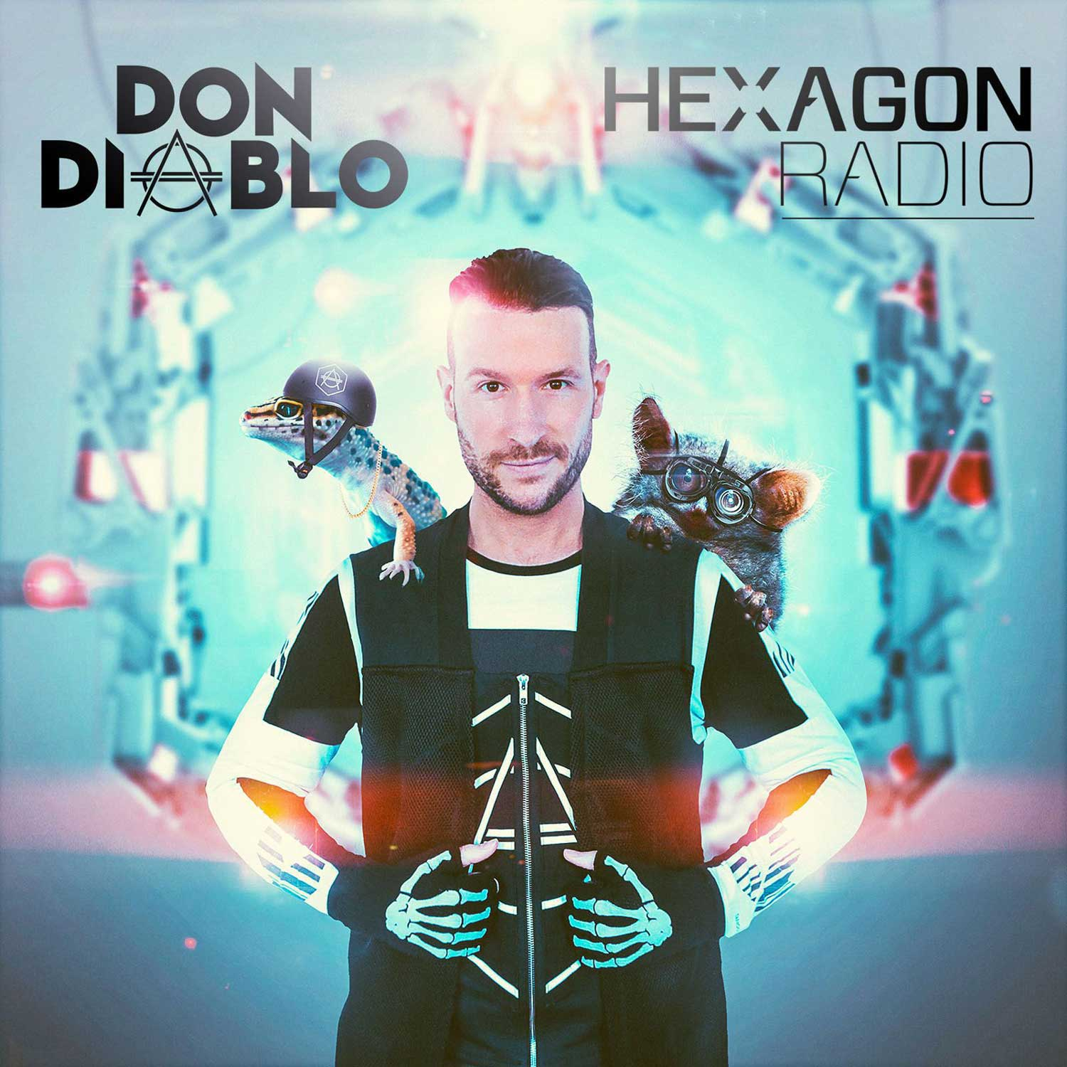 Don Diablo - Hexagon Radio 155 - 23-Jan-2018