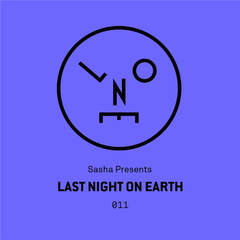 Sasha - Last Night On Earth 011 (Live @ Medellion, Columbia 2016-02) - 21-Mar-2016