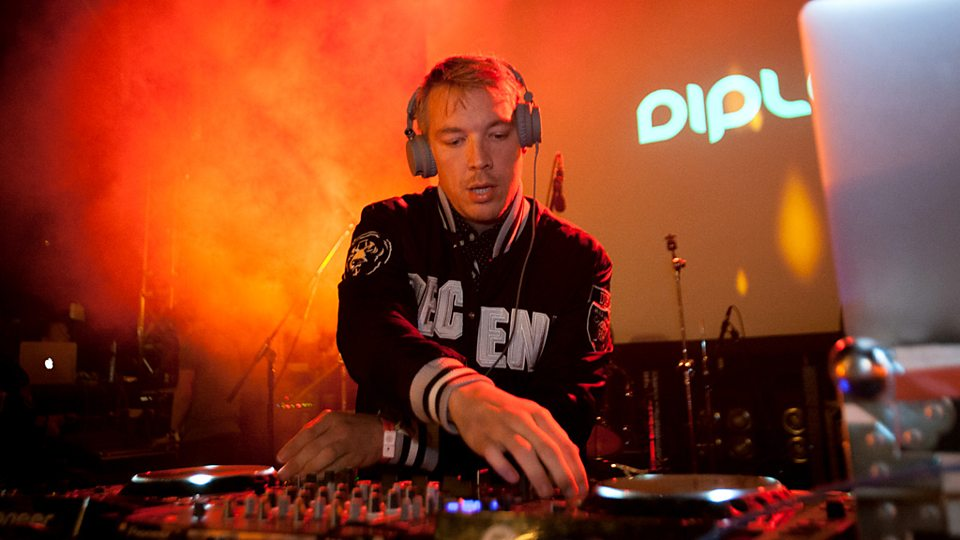 VA - Diplo and Friends 2012-2016 Pack - 15-Apr-2016