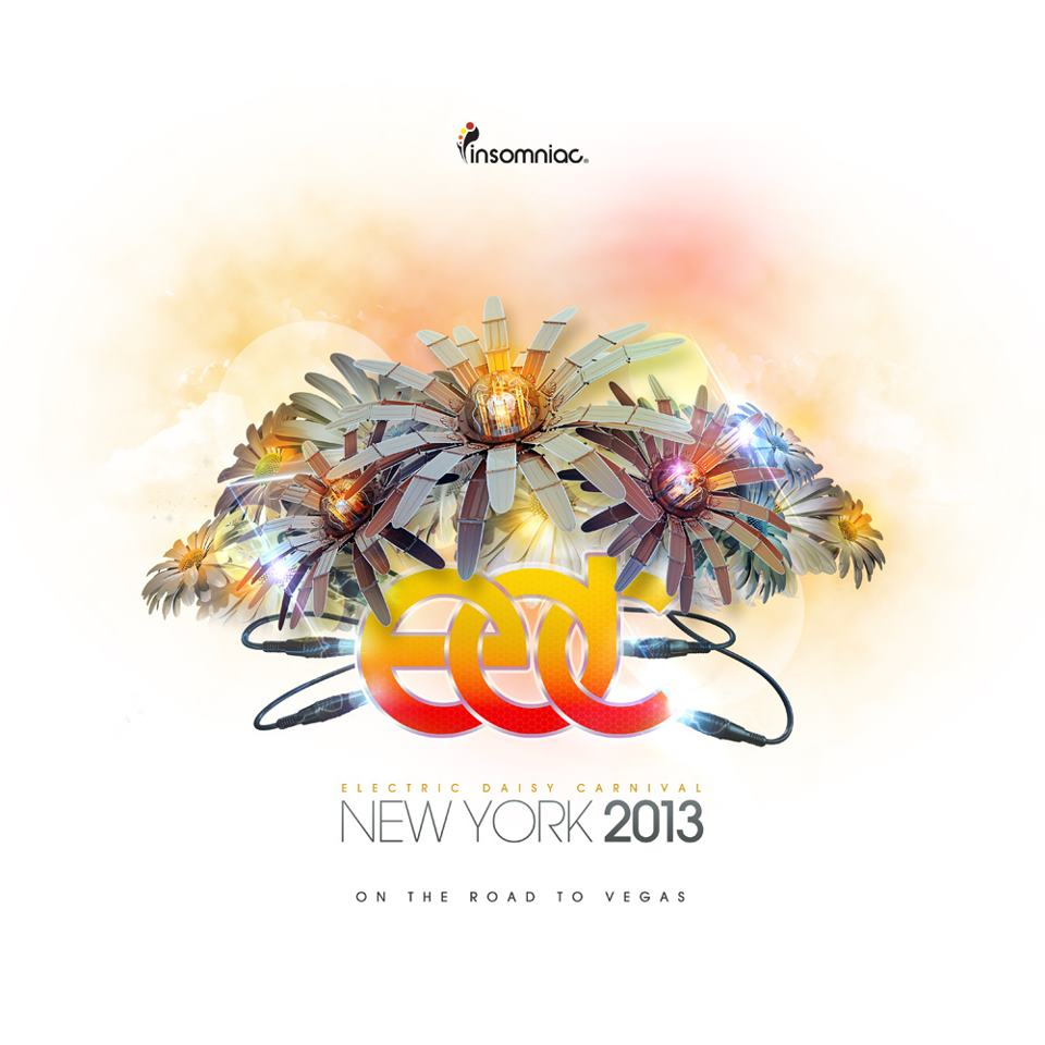 Electric Daisy Carnival, New York, May 17-18, 2013