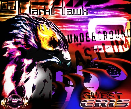 Underground Asylum :: Episode 009 (aired on March 3rd, 2011) banner logo