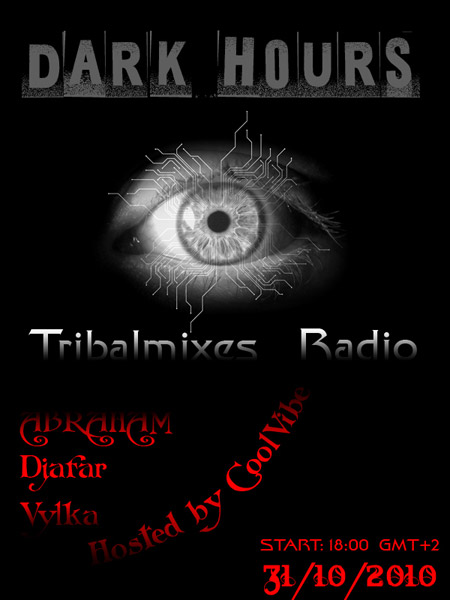 Dark Hours :: Episode aired on October 31, 2010, 6pm banner logo