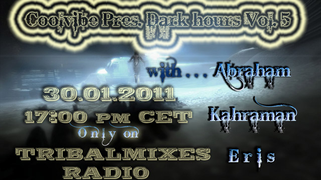 Dark Hours :: Episode 005 (aired on January 30th, 2011) banner logo