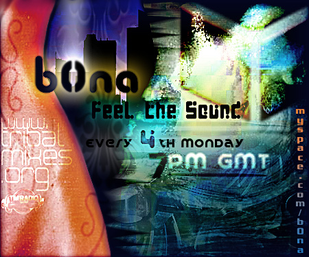 Feel The Sound banner logo