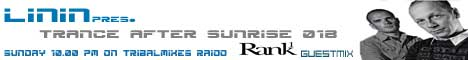 Trance After Sunrise :: Episode aired on May 30, 2010, 10pm banner logo