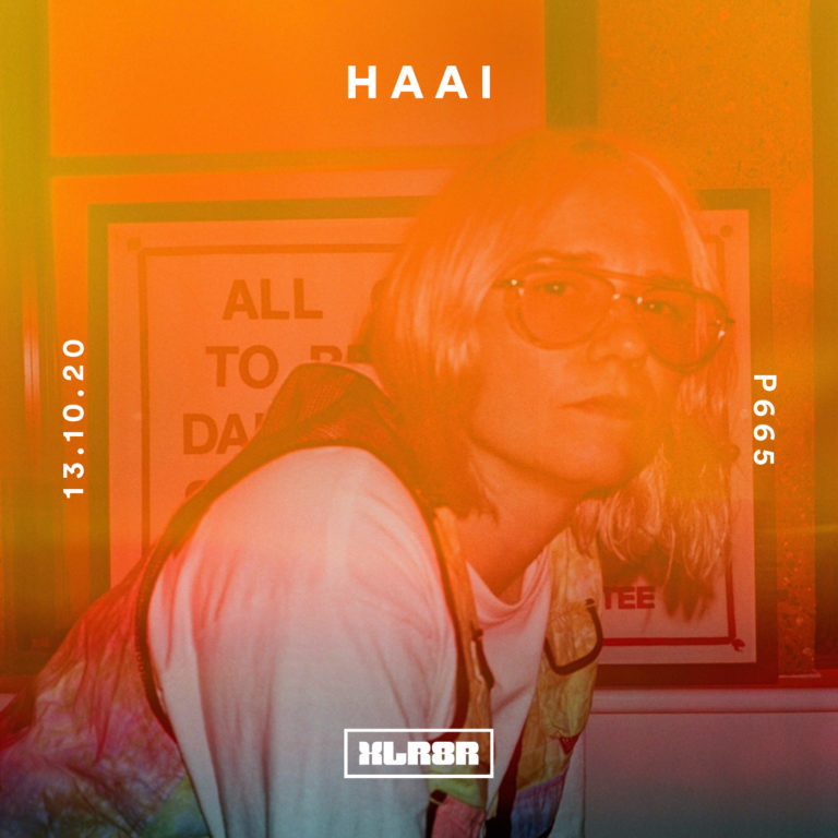 HAAi - XLR8R Podcast 665 [HQ] - 13-Oct-2020