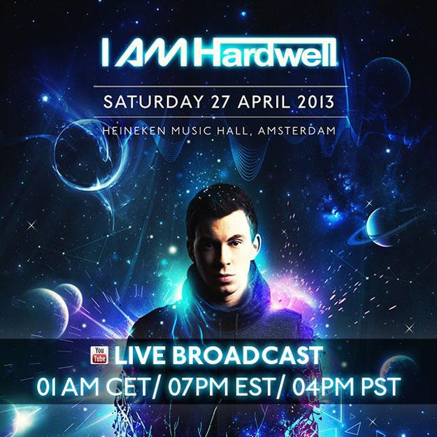 Am A Rider Full Song Download: Live @ I AM HARDWELL [ FULL VIDEO ]