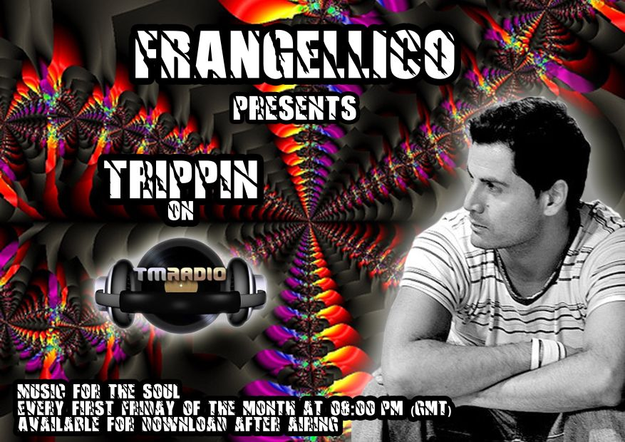 Trippin :: Episode aired on December 2, 2011, 8pm banner logo